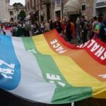 pace bandiera convegno Rimini
