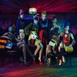 Prada collezione donna A/I 2014-2015 progetto Iconoclast