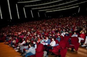 premiazione contest ragazzi teatro Vicenza