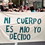 proteste aborto spagna