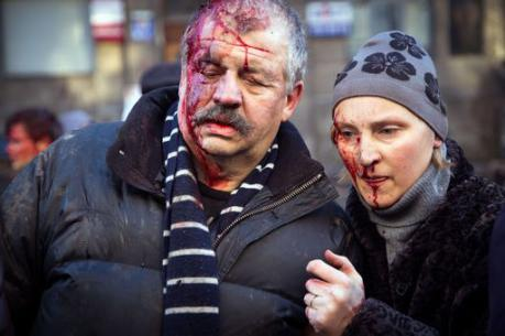 ucraina manifestazione