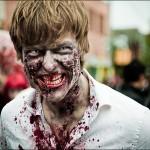ragazzo zombie