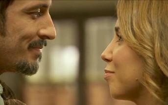 Il Segreto, Emilia e Alfonso innamorati nella vita reale