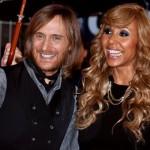 David Guetta e Cathy Lobe