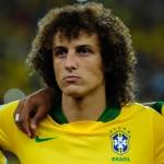David Luiz brasile cile gol