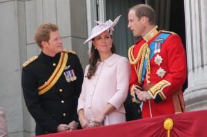 la Duchessa di Cambridge in versione party planner per il Principe Harry
