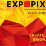 ExpoPixel fiera digitale Bologna 2014