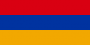Flag of Republic of Armenia