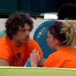 GF 13 Giovanni e Angela confronto