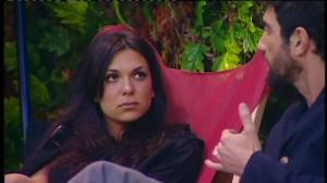 Diletta e Roberto Grande Fratello 13