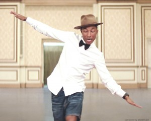 Happy Pharrel Williams video