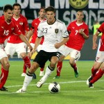 Mario Gomez Austria-Germania
