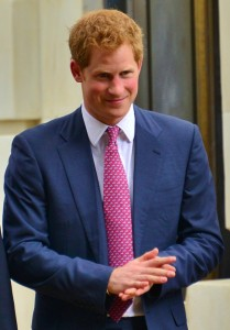 Prince Harry d'Inghilterra