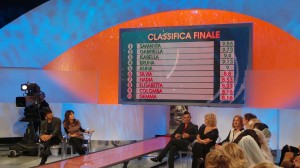 UeD Trono Over classifica3
