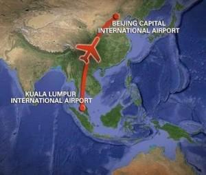 aereo malaysano scomparso rotta