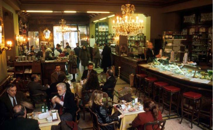 Tazzina Italian Restaurant