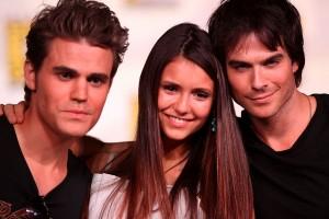 cast protagonisti The vampire diares