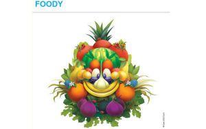 Foody mascotte Expo 2015