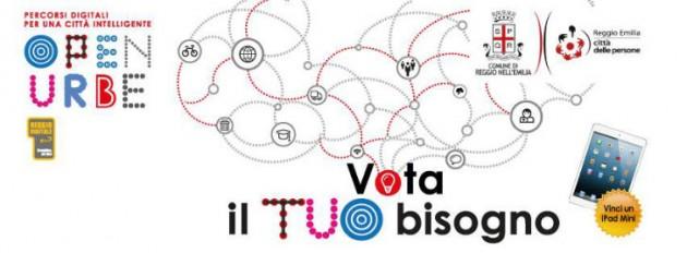 open urbe progetto Reggio Emilia
