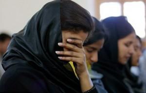 ragazza musulmana cacciata di casa