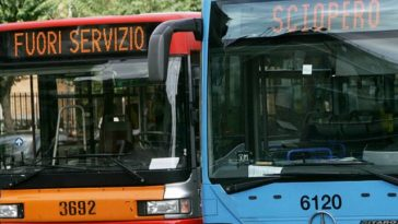 sciopero nazionale trasporti pubblici