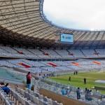 stadio Mineirao di Belo Horizonte