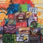 Street art Reggio Emilia estate 2014