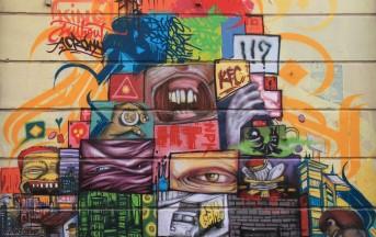 Street art: nella campagna di Reggio Emilia si ridisegnano i muri delle stalle il 19 e il 20 luglio 2014