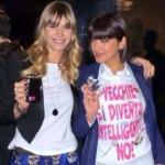 Ana Laura Ribas maglietta anti-Belen