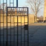 il lavoro rende liberi Auschwitz rivisitazione Grillo