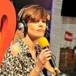 Bianca Guaccero radio capelli corti