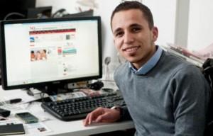 Brahim Maarad giornalista