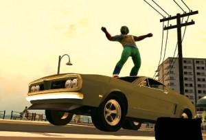 Car-surfing