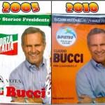 Claudio Bucci manifesti elettorali