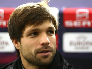 Diego Ribas da Cunha Atletico Madrid