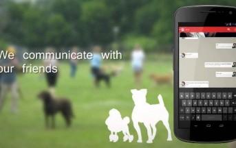 Dogalize, una App per cani e padroni 'social'