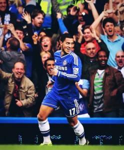Eden Hazard - Chelsea FC facebook2