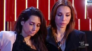 Francesca e Chicca ballottaggio GF13