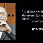 Gabriel García Márquez facebook