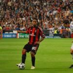 Ronaldinho in centro