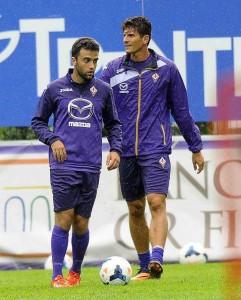 Giuseppe Rossi e Mario Gomez2