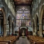 Holy Trinity Church itinerario Shakespeare