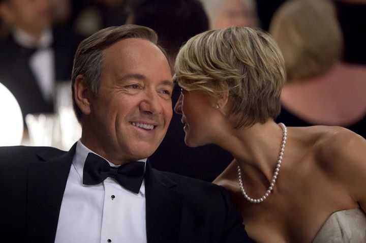 House of cards protagonisti principali