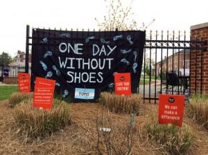 29 aprile partecipare alla giornata senza scarpe