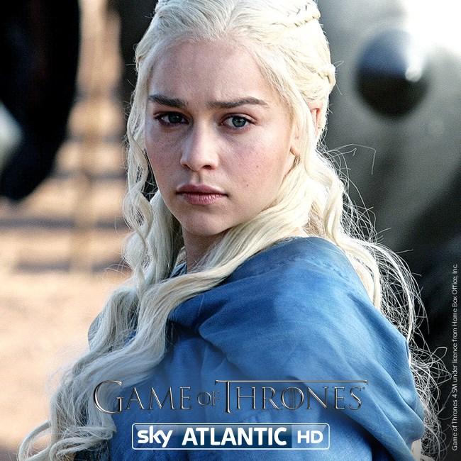 Il Trono di spade Sky Atlantic prima puntata