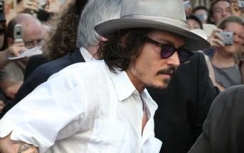 Johnny Depp e Paul Bettany assieme dal gioielliere a New York