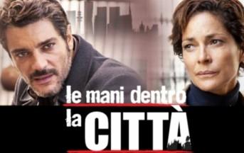 Le mani dentro la città, anticipazioni: Fulvio uccide Carrisi, Viola è vicina alla verità