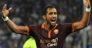 Mehdi Benatia A.S. Roma facebook2