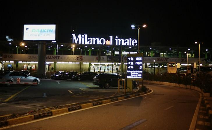 Aeroporto Linate, aereo fuori pista: voli sospesi o dirottati su Malpensa