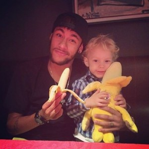 Neymar Jr. #somostodosmacacos